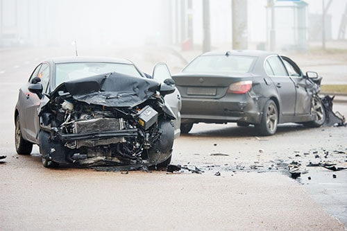 KFZ Gutachten sind notwendig nach einem Verkehrsunfall